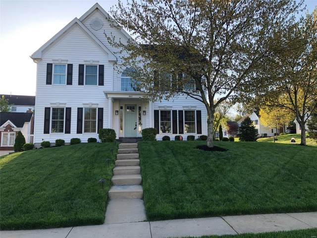 867 Craig Forest Lane, St Louis, MO 63122 (#21023881) :: Clarity Street Realty