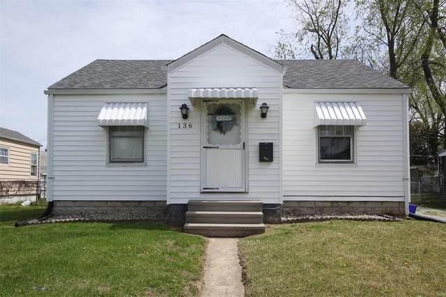 136 Haller Avenue, East Alton, IL 62024 (#21023895) :: Parson Realty Group