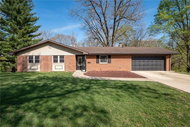 632 Springdale Drive, Belleville, IL 62223 (#21023901) :: Tarrant & Harman Real Estate and Auction Co.
