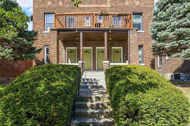 2331 Michigan Avenue #1, St Louis, MO 63104 (MLS #21024166) :: Century 21 Prestige