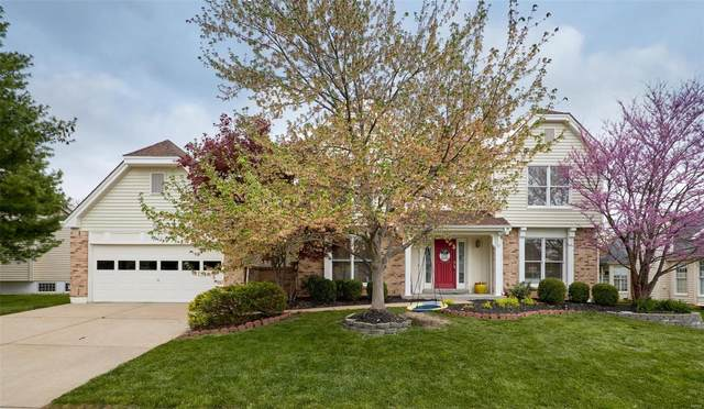 15639 Coventry Farm Drive, Chesterfield, MO 63017 (#21024353) :: Kelly Hager Group   TdD Premier Real Estate