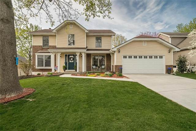 148 Crestmont Circle, Wildwood, MO 63040 (#21024394) :: Parson Realty Group
