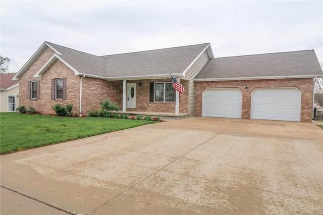 19908 Ladera Road, Waynesville, MO 65583 (#21024509) :: Clarity Street Realty