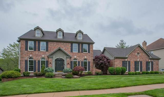 17114 Surrey View Drive, Chesterfield, MO 63005 (#21024525) :: Parson Realty Group