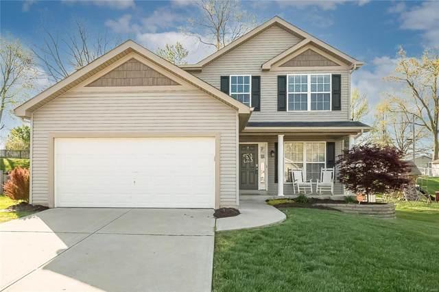 1346 Mason Grove, Saint Charles, MO 63304 (#21024540) :: St. Louis Finest Homes Realty Group