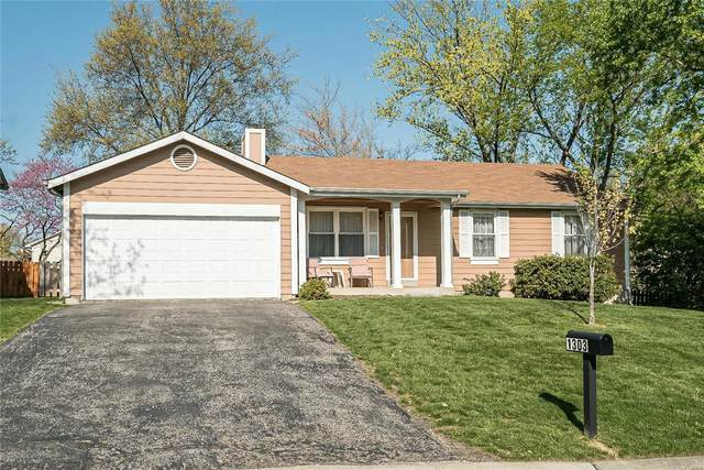 1303 Whispering Ridge Lane, Saint Peters, MO 63376 (#21024633) :: St. Louis Finest Homes Realty Group