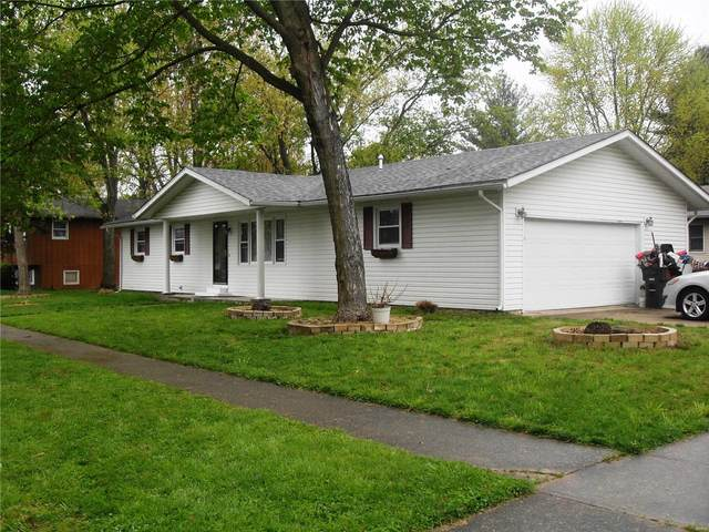 1500 Butternut Drive, Greenville, IL 62246 (#21024775) :: Parson Realty Group