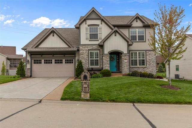 20 Sag Harbor Court, Saint Charles, MO 63303 (#21024881) :: Parson Realty Group