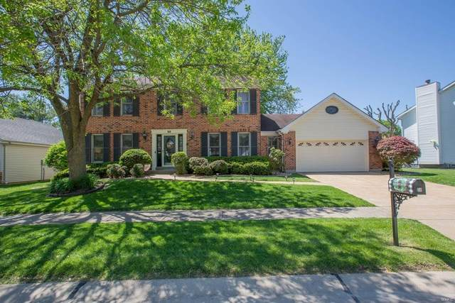 58 Meditation Way Court, Hazelwood, MO 63031 (#21024942) :: Terry Gannon | Re/Max Results