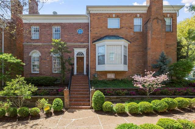 312 N Brentwood Boulevard #2, St Louis, MO 63105 (#21025021) :: The Becky O'Neill Power Home Selling Team