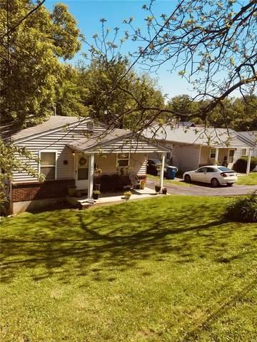 7631 Alger Avenue, St Louis, MO 63121 (#21025431) :: Parson Realty Group
