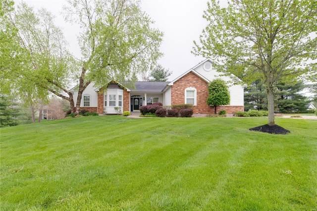 734 Fox Trail, Lake St Louis, MO 63367 (#21025450) :: Jeremy Schneider Real Estate