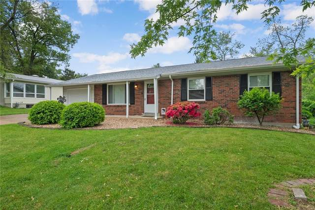 12422 Impact, St Louis, MO 63146 (#21025454) :: Clarity Street Realty