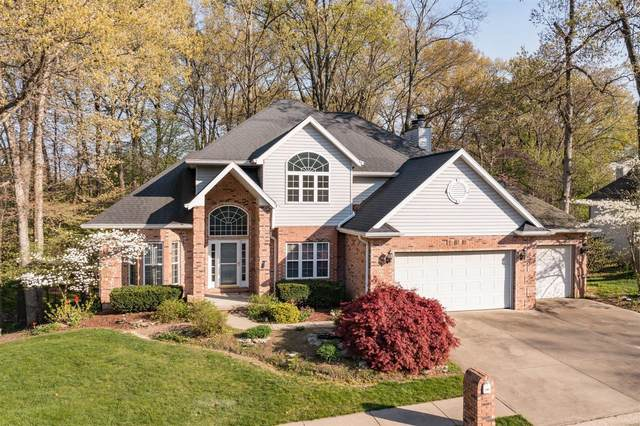103 W Brittany Lane, O'Fallon, IL 62269 (#21025456) :: Parson Realty Group