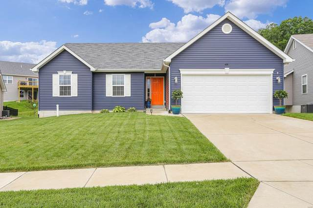 428 Amber Lake, Imperial, MO 63052 (#21025690) :: Clarity Street Realty