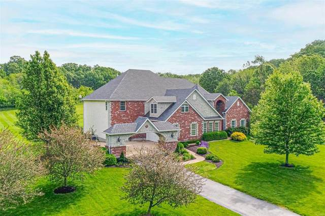 18497 Hollow Hills Drive, Wildwood, MO 63069 (#21025724) :: Parson Realty Group