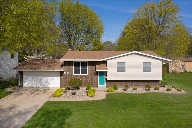1306 Broadmoor, O'Fallon, IL 62269 (#21025802) :: Clarity Street Realty