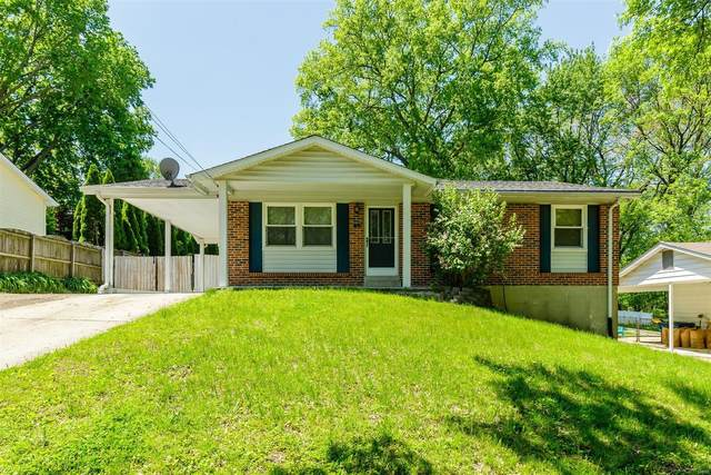 23 Cumberland Avenue, Maryland Heights, MO 63043 (#21025821) :: Parson Realty Group