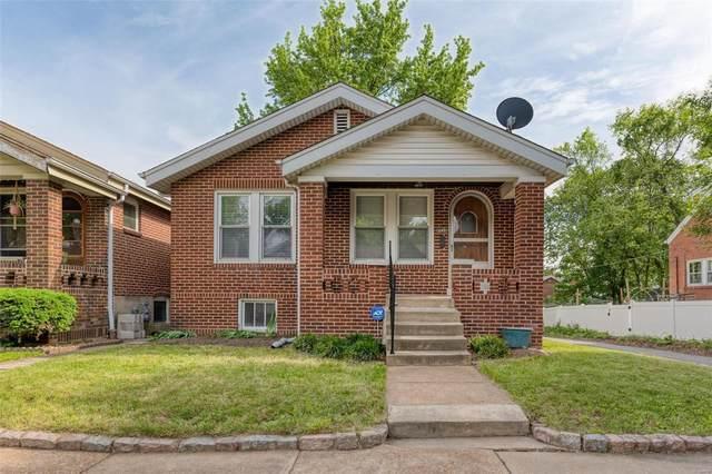 6532 Hoffman Avenue, St Louis, MO 63139 (#21025890) :: Clarity Street Realty
