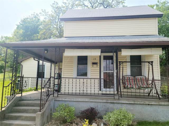 19 S Dover Street, Bonne Terre, MO 63628 (#21026014) :: Reconnect Real Estate