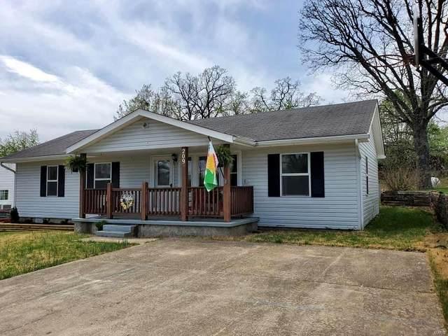 209 N Waller Street, Crocker, MO 65452 (#21026022) :: Matt Smith Real Estate Group