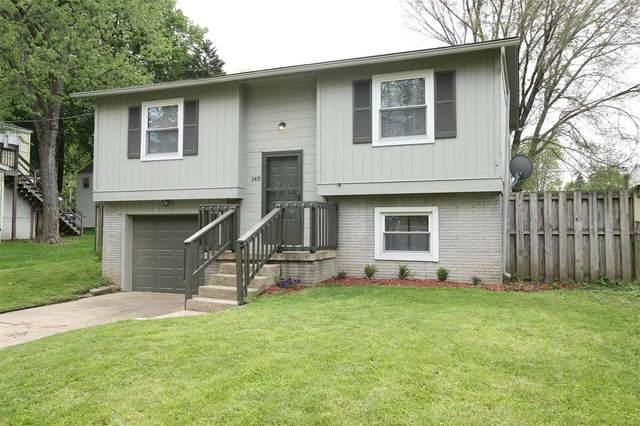 3419 Gilham Avenue, Alton, IL 62002 (#21026156) :: Clarity Street Realty