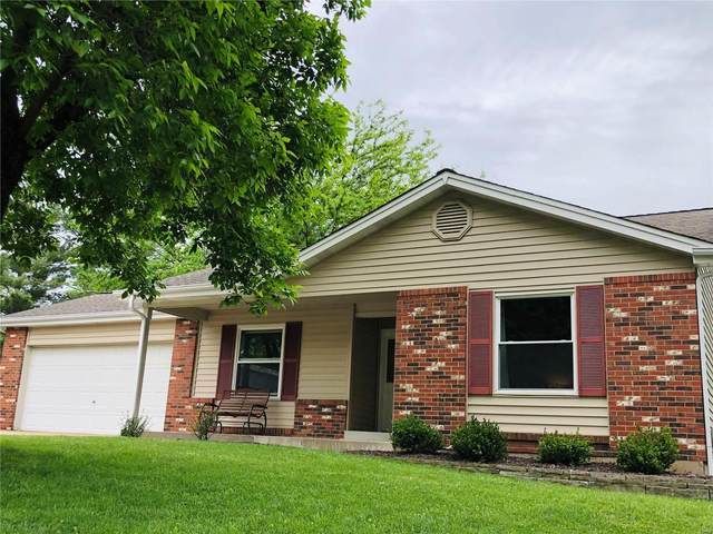 12230 Country Wood Court, Maryland Heights, MO 63043 (#21026324) :: St. Louis Finest Homes Realty Group