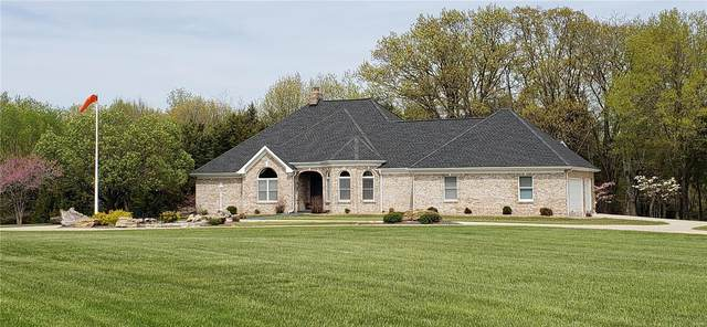 25 Woodliff Taxiway, Foristell, MO 63348 (#21026482) :: Parson Realty Group