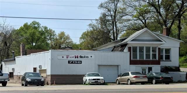 7196 Page Avenue, St Louis, MO 63133 (#21026699) :: Hartmann Realtors Inc.