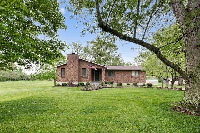 1382 Spring Drive, Herculaneum, MO 63048 (#21026714) :: Terry Gannon | Re/Max Results