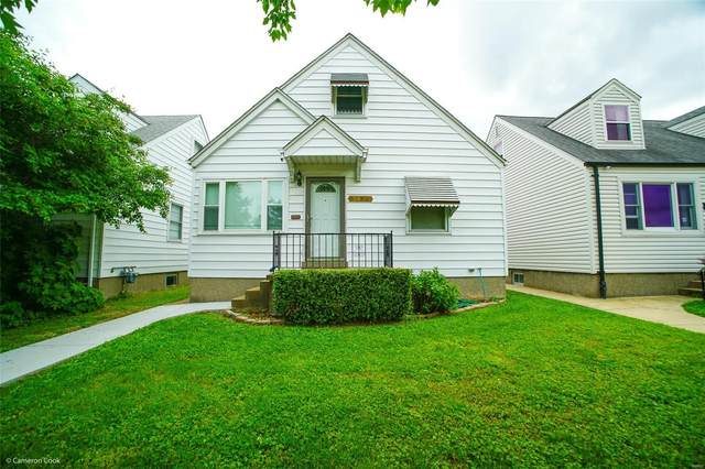 5654 Wilson Avenue, St Louis, MO 63110 (#21026917) :: Parson Realty Group