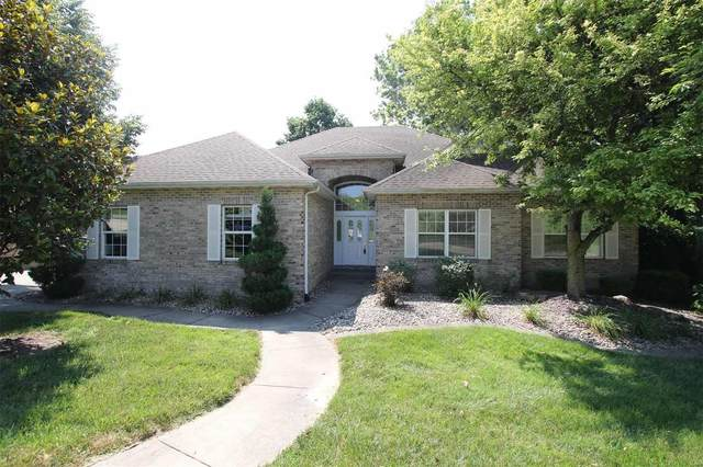 3 Wedgewood Court, Edwardsville, IL 62025 (#21027007) :: Clarity Street Realty
