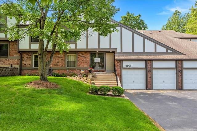 13152 Royal Pines #4, St Louis, MO 63146 (#21027183) :: Clarity Street Realty
