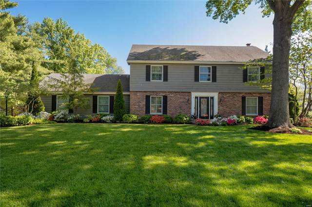 1610 Huguenot Court, Chesterfield, MO 63017 (#21027593) :: Parson Realty Group