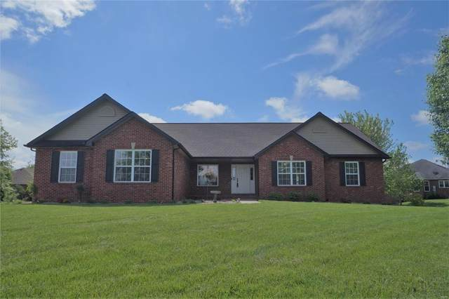 4194 Cypress Oak Lane, Smithton, IL 62285 (#21027612) :: Matt Smith Real Estate Group