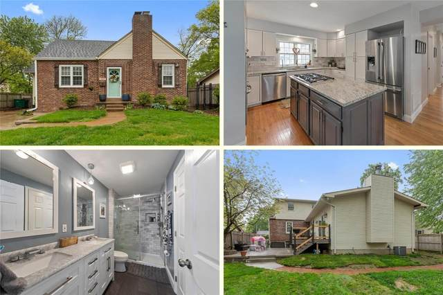 1019 S Rock Hill, St Louis, MO 63119 (#21027683) :: Clarity Street Realty