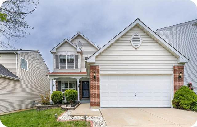 524 Fortress Court, Saint Charles, MO 63303 (#21028082) :: Parson Realty Group