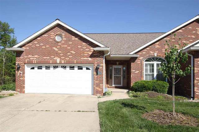 113 Summit Ridge, Maryville, IL 62062 (#21028097) :: Tarrant & Harman Real Estate and Auction Co.