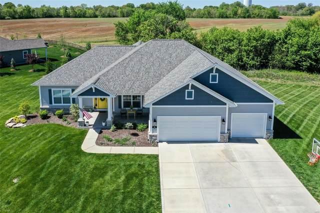 501 Alder Ridge Drive, O'Fallon, IL 62269 (#21028161) :: Hartmann Realtors Inc.