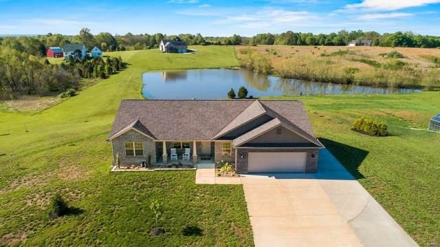 270 Sapphire Lake Lane, Cape Girardeau, MO 63701 (#21028459) :: Parson Realty Group