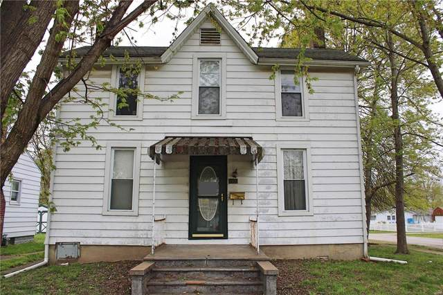 402 S Main Street, Marissa, IL 62257 (#21028491) :: Clarity Street Realty