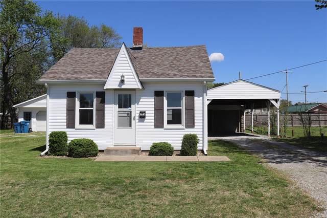 575 Sheridan Street, Bethalto, IL 62010 (#21028537) :: Tarrant & Harman Real Estate and Auction Co.