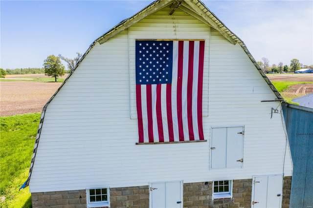 1053 E 1000 Avenue, SHOBONIER, IL 62885 (#21028686) :: St. Louis Finest Homes Realty Group