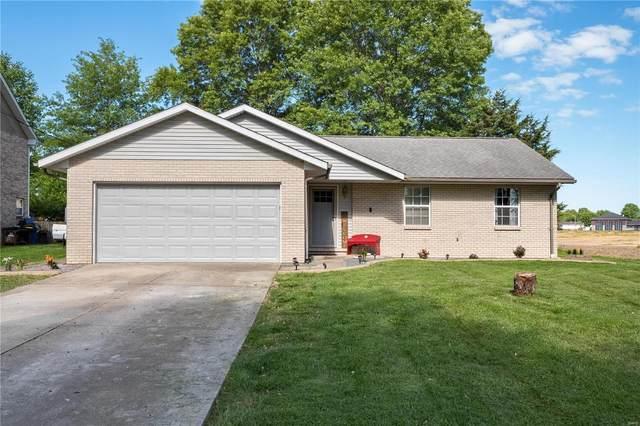 609 N Hickory Street, Smithton, IL 62285 (#21028889) :: Matt Smith Real Estate Group