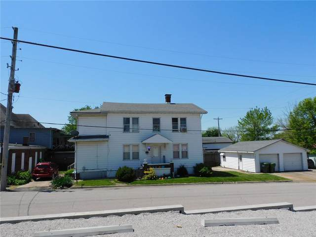 115 Young Avenue, CHESTER, IL 62233 (#21029172) :: Mid Rivers Homes