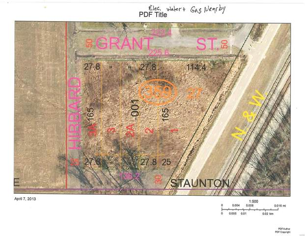 512 Grant Street, STAUNTON, IL 62088 (#21029287) :: Tarrant & Harman Real Estate and Auction Co.