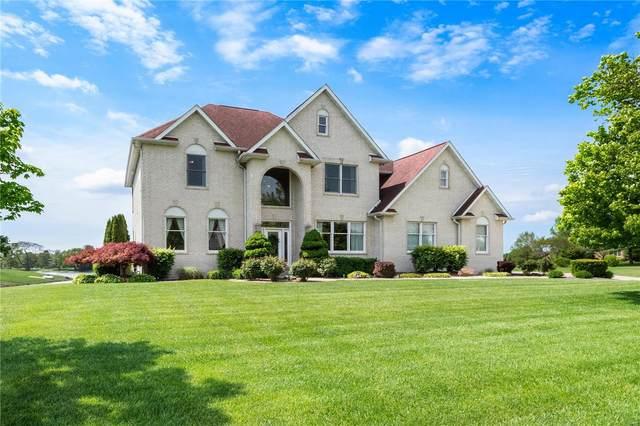 5238 White Oak Drive, Smithton, IL 62285 (#21029320) :: Matt Smith Real Estate Group