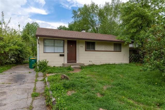 10765 Spring Garden Dr, St Louis, MO 63137 (#21029328) :: Clarity Street Realty