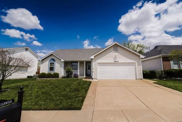 5804 Briarwood Terrace Ct, Oakville, MO 63129 (MLS #21029365) :: Century 21 Prestige