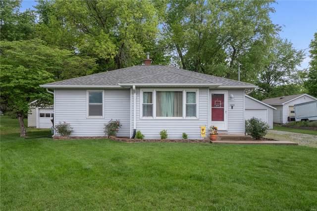 1805 Centreville Avenue, Belleville, IL 62220 (#21029437) :: Fusion Realty, LLC
